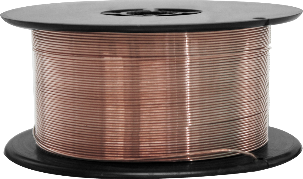 CuSi3 wire spool - Ø 0,8mm - 2,0 Kg