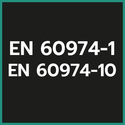 EN 60974-1 / EN 60974-10