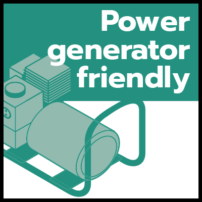 Power generator friendly