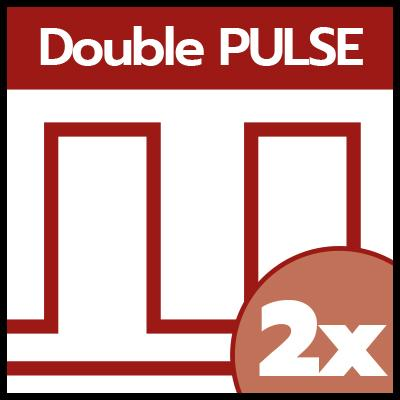 Single/Double pulse version