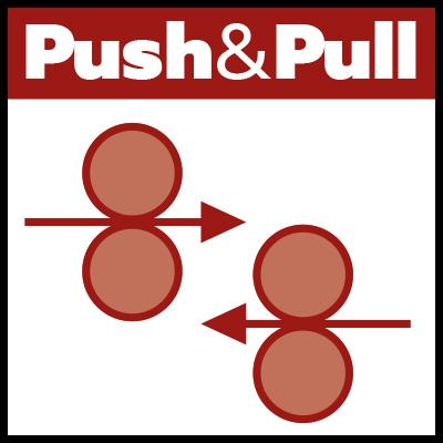 Interfaccia Spool-gun & Push pull