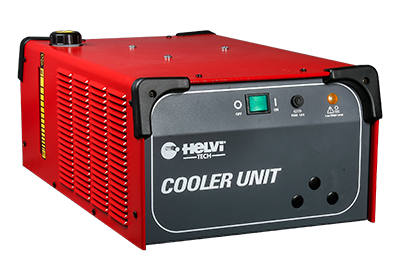 Cooler unit WC horizontal - 400V 50/60 Hz