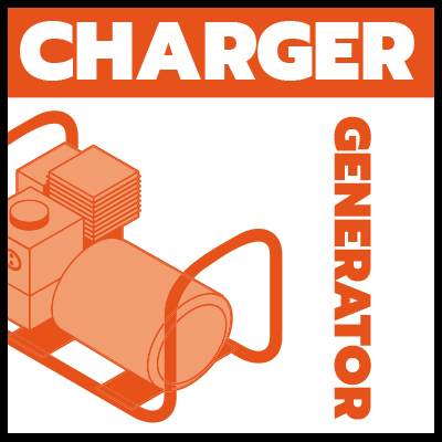Chargers_generators
