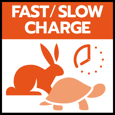 Chargers_Fast_Slow_Charge