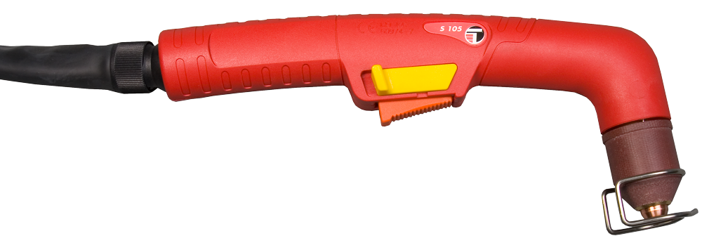 Plasma torch S 105 - 6m - Direct connection