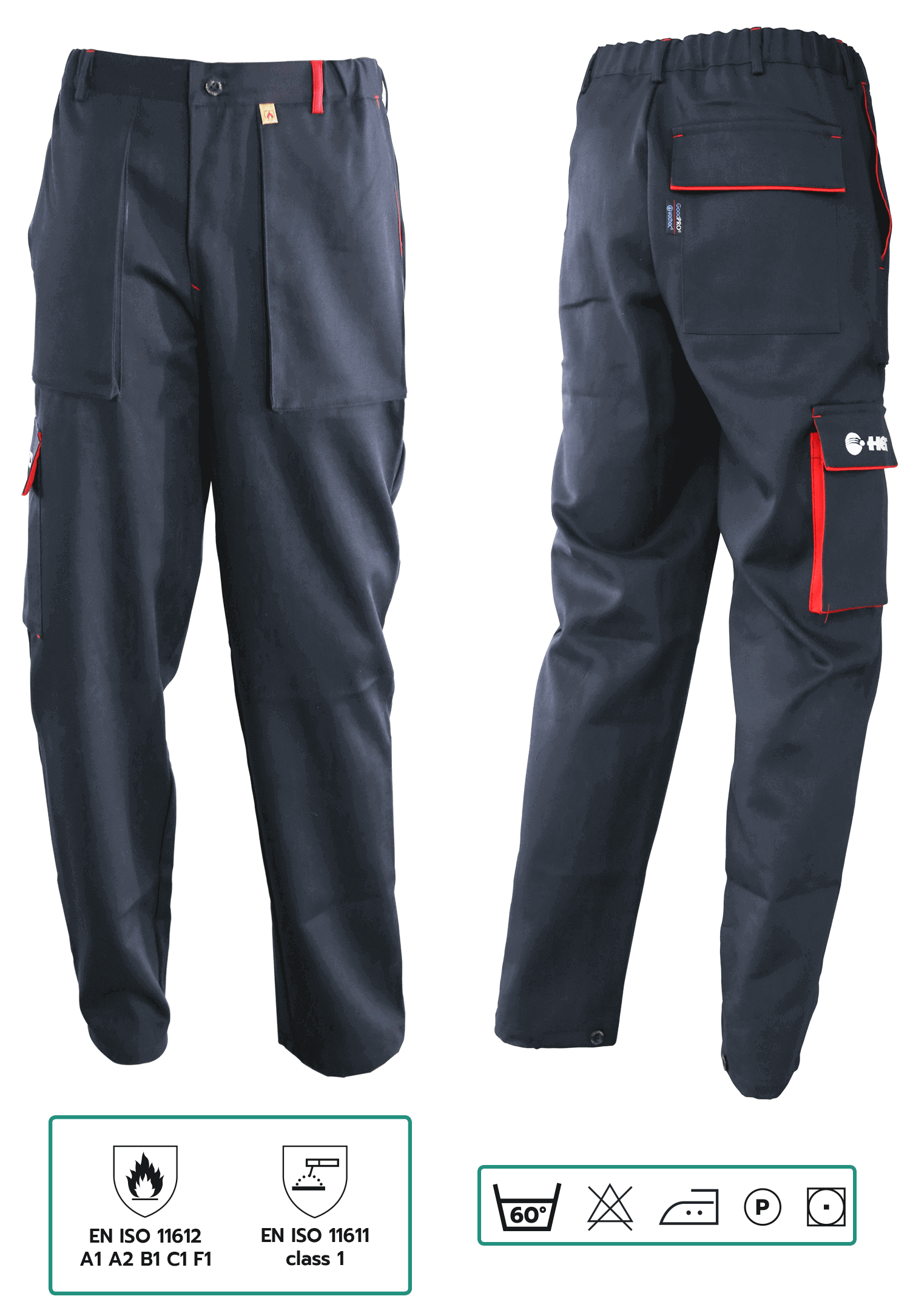 Welding trousers