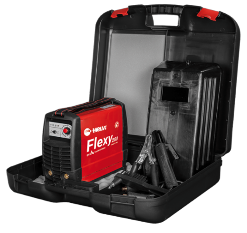 Helvi - 99805989 - Flexy 200 + Kit carry case